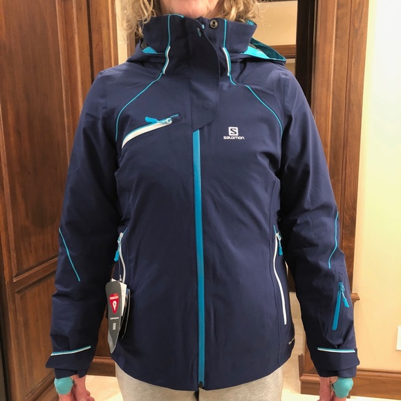 Salomon Ski Jacket NWT
